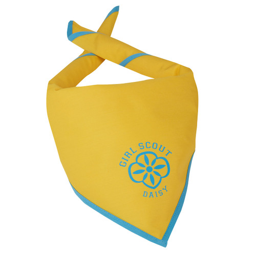Official Girl Scout Daisy Scarf