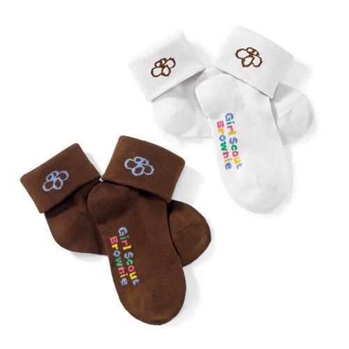 Brownie Turn Cuff Sock Pack