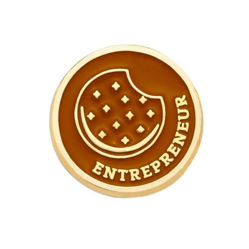 Brownie Cookie Entrepreneur Family
