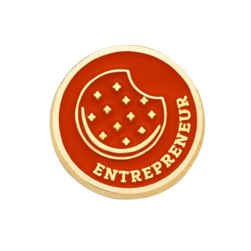 Cadette Cookie Entrepreneur Family