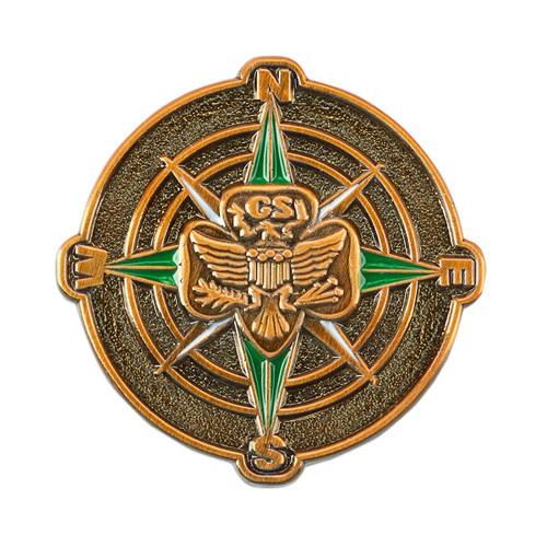 Girl Scout Trailblazer Pin
