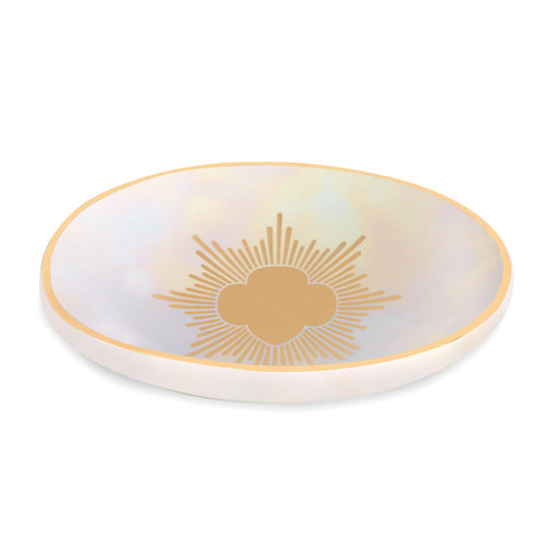 Gold Award Trinket Dish