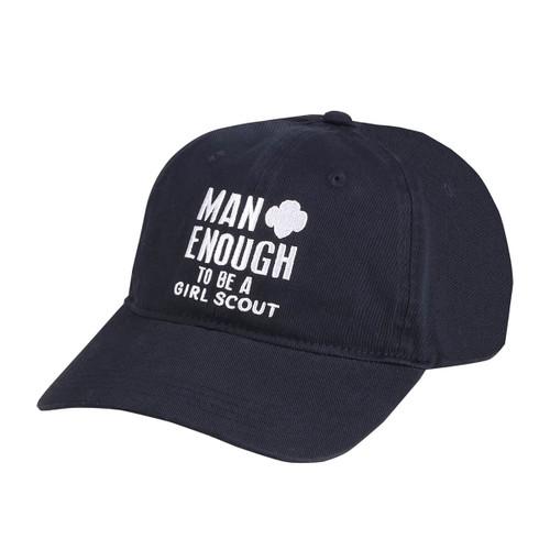 Man Enough to Be a Girl Scout Cap