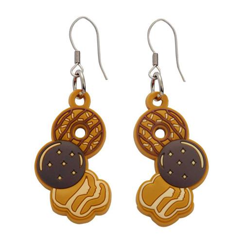 Girl Scout Cookie Dangle Earrings