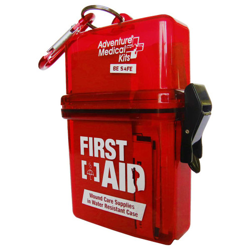 Water-Resistant First Aid Kit