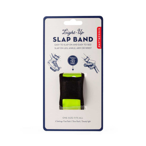 Light Up Slap Band