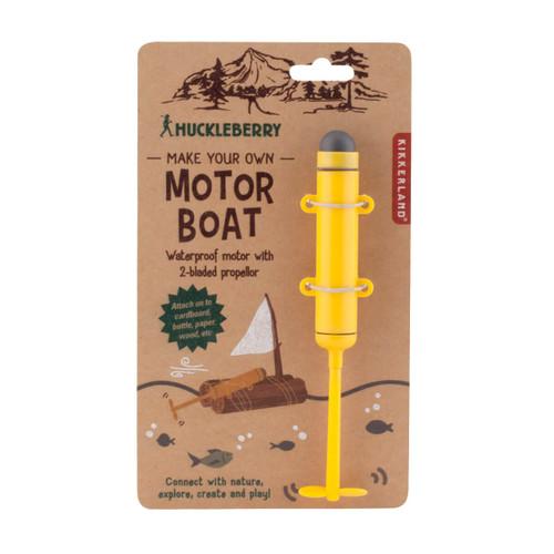 Huckleberry Motorboat Kit