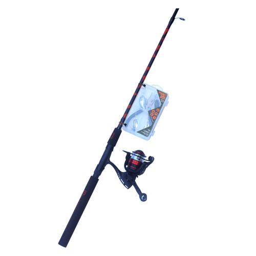 6' Fishing Rod Combo Tackle Box