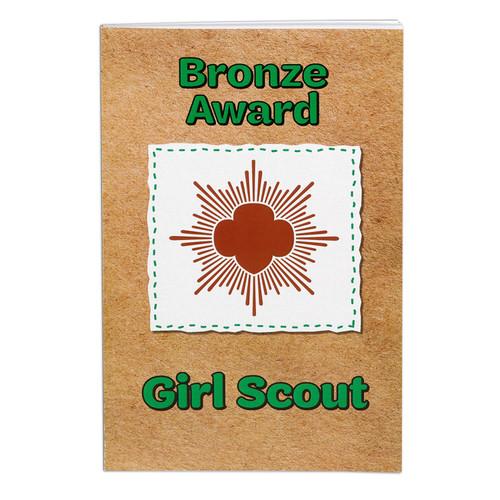 Bronze Award Journal