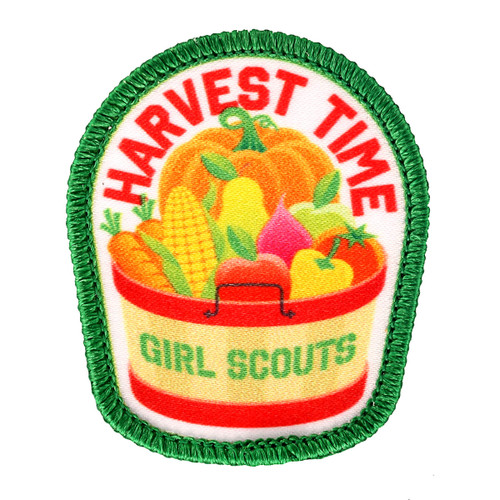 Harvest Time Patch
