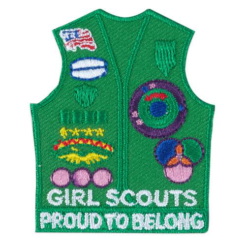 Junior Vest Fun Patch