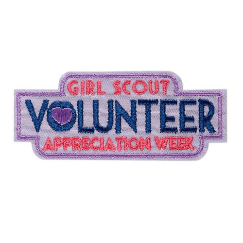 Volunteer Appreciation Week Iron-On