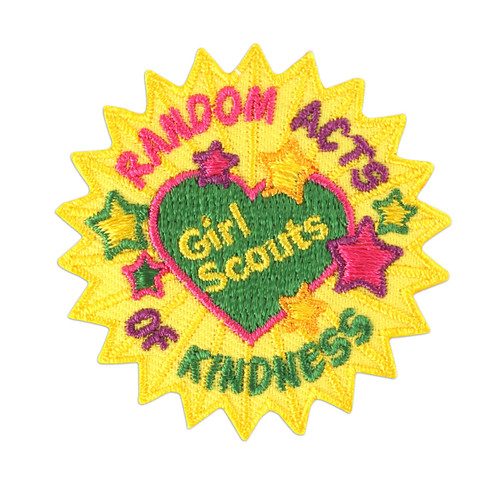 Random Acts of Kindness Patch