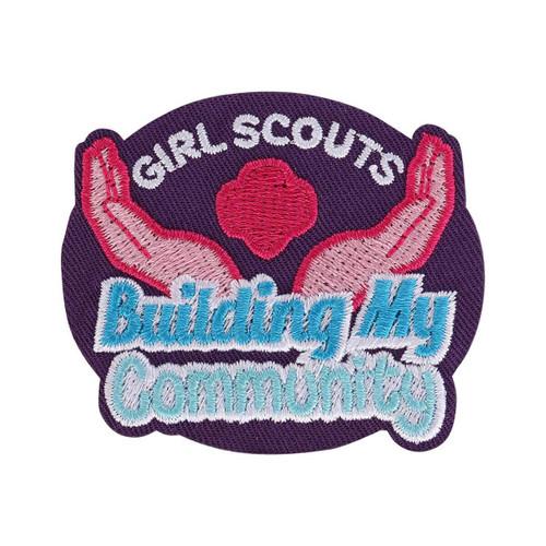 Building My Community patch