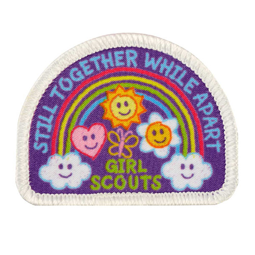Still Together While Apart Sew-On Patch