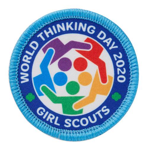 World Thinking Day 2020 Award