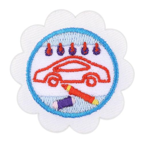 Daisy Automotive Design Badge