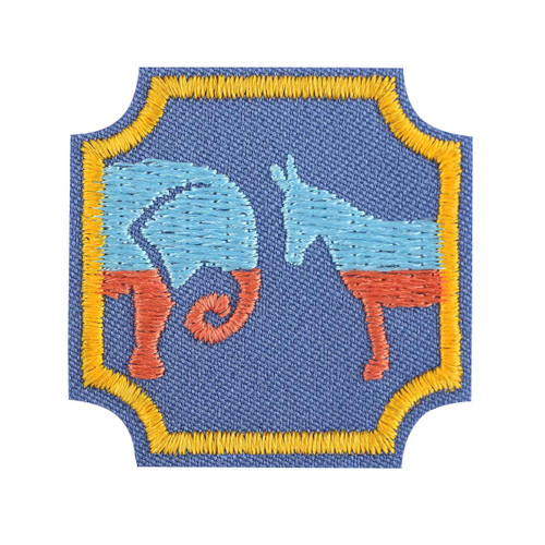 Democracy for Ambassadors Badge