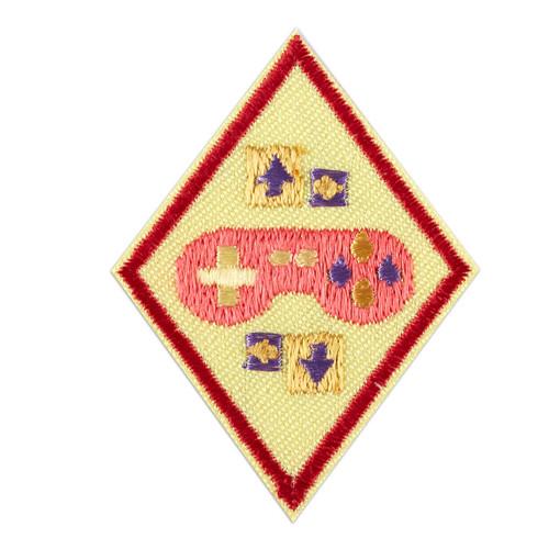 Cadette Digital Game Design Badge
