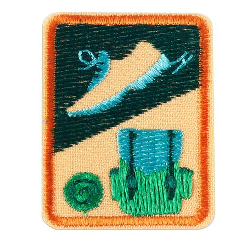 Senior Trail Adventure Badge