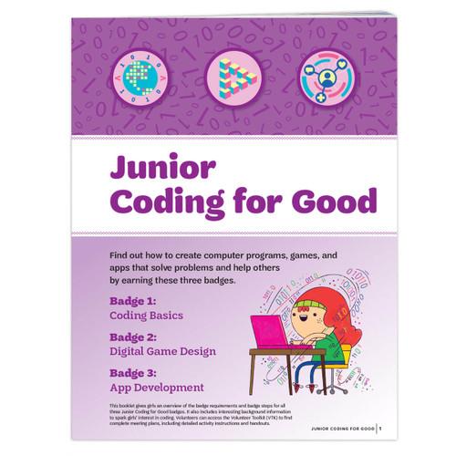 Junior Coding For Good