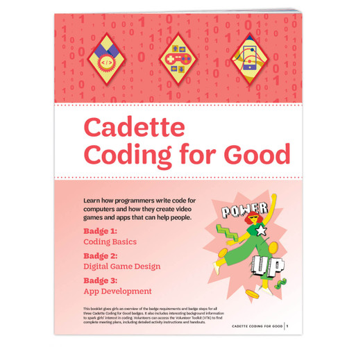 Cadette Coding for Good