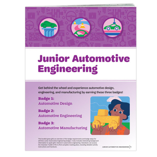Junior Automotive Engineering Badge