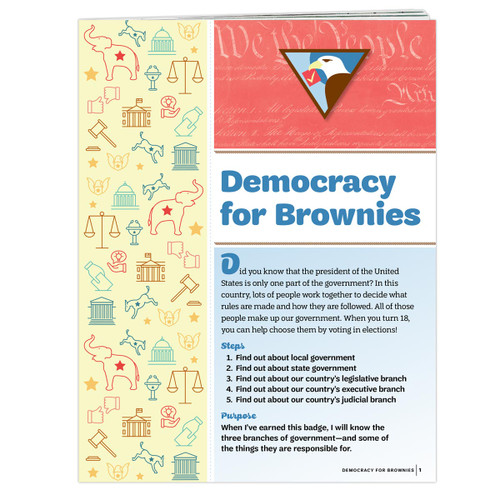 Democracy for Brownies