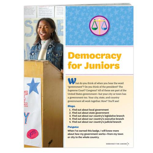 Democracy for Juniors
