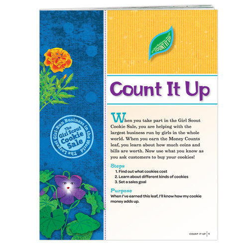 Daisy Count It Up Badge Requirement