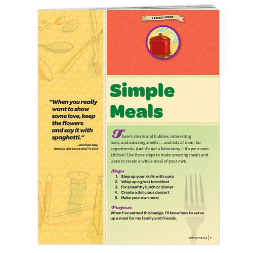 Junior Simple Meals