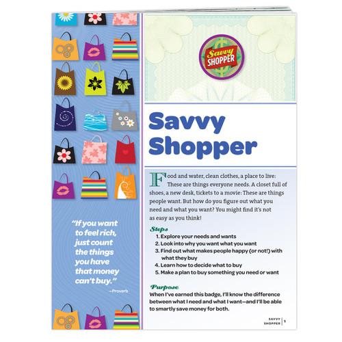 Junior Savvy Shopper