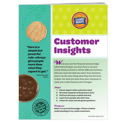 Junior Customer Insights