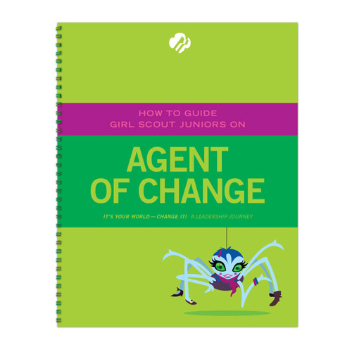 Junior Agent Of Change Adult Guide