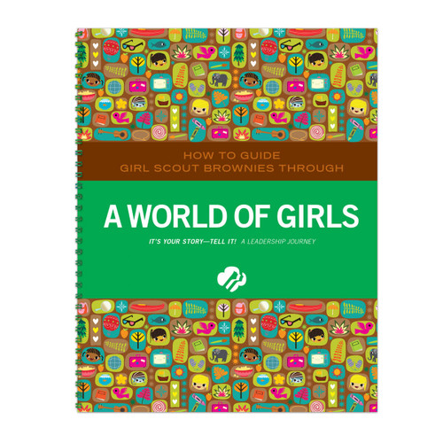 Brownie A World Of Girls Adult Guid