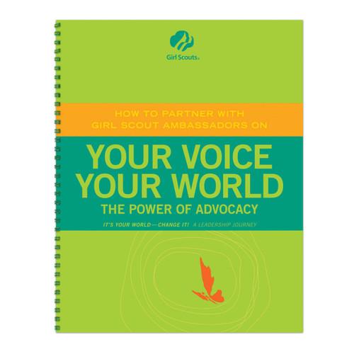 Ambassador Your Voice, Your World A