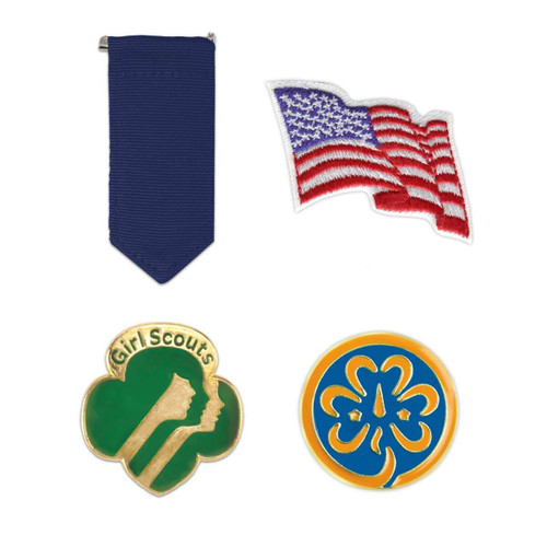 Girl Scout Insignia Pack