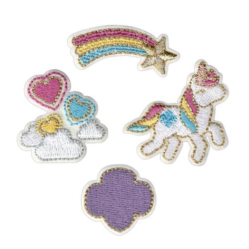 Unicorn Mini Patch Set