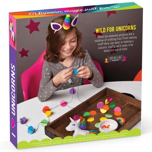 I Love Unicorns Crafting Kit