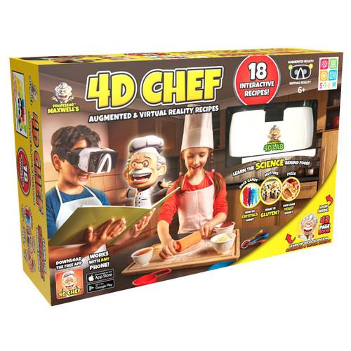 4D Chef
