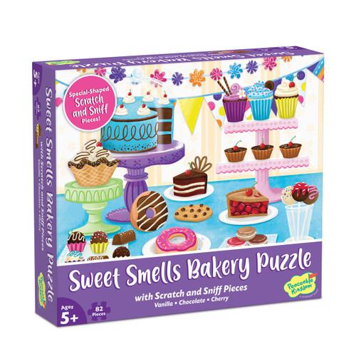 Bakery Puzzle 82 pieces