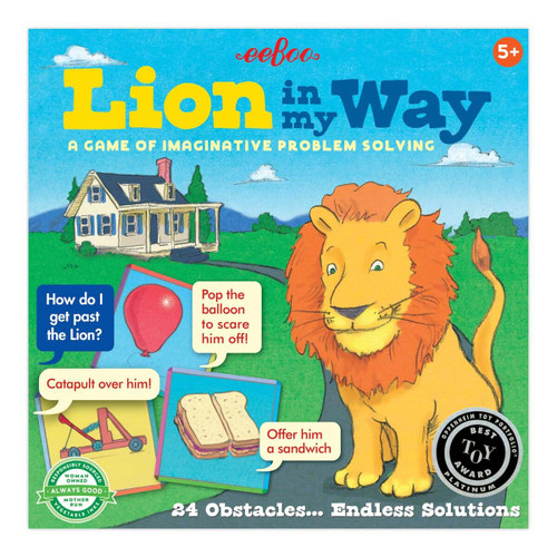 Lion In The Way Game