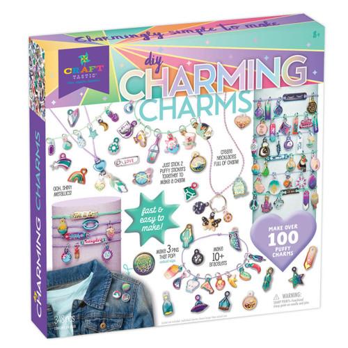 Craft-tastic DIY Charming Charms Ki