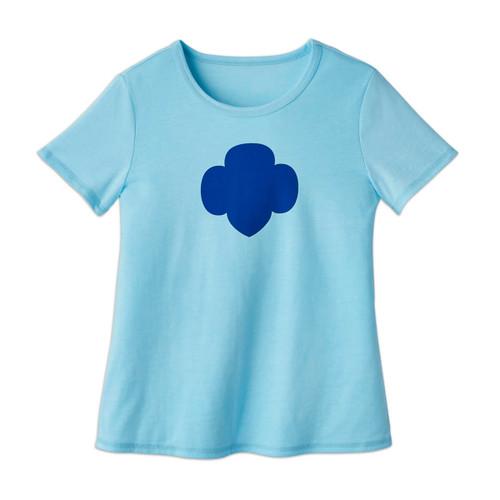 Sky Blue Trefoil T-Shirt