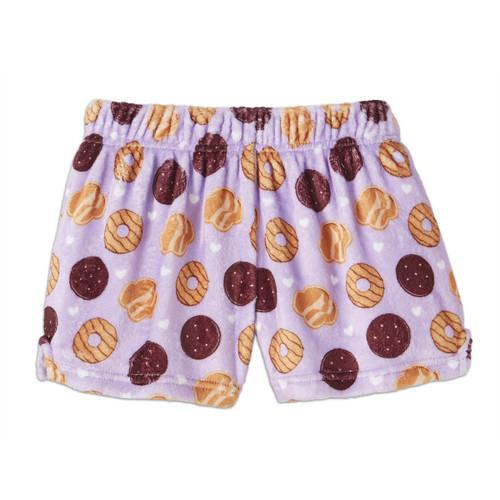 Girl Scout Cookies Plush Lounge Shorts - Girls