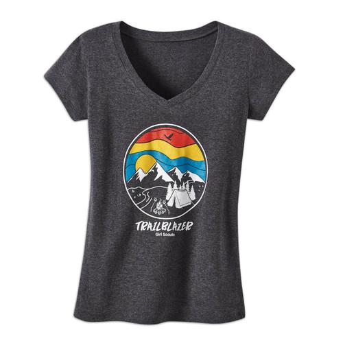 Trailblazer V-Neck T-Shirt